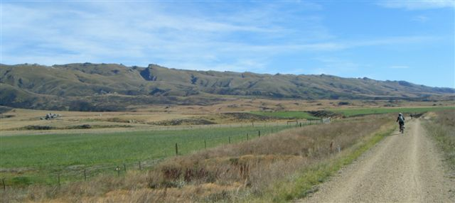 Otago bike trail